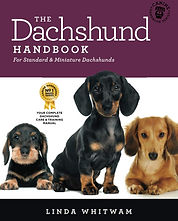 The Dachshund Handbook by Linda Whitwam. A comprehensive book for dachshund care.