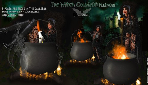 …. And what halloween can be complete without the Lady of the Night, the mighty witch or Vampiress, herself…