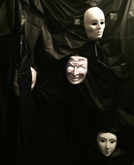 Stanza delle maschere