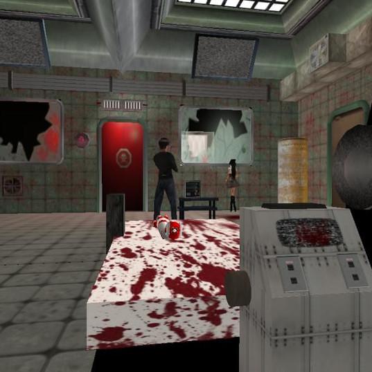 Horror Maze