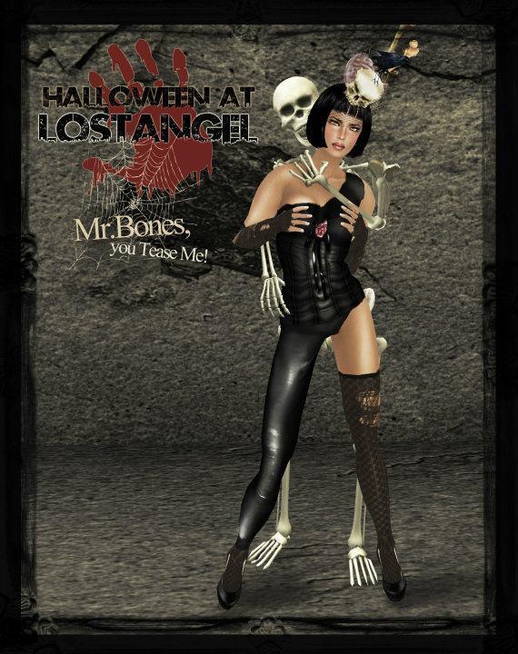 Halloween - Mr Bones