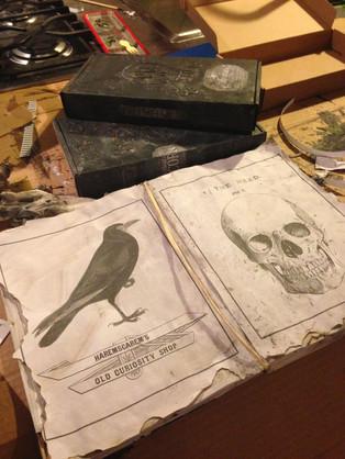 libri di incantesimi