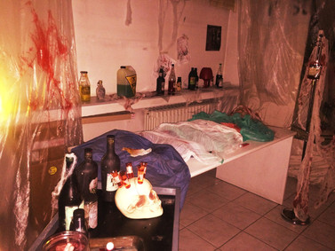 The Lab of Horrors