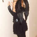 halloween 2008 - dark angel