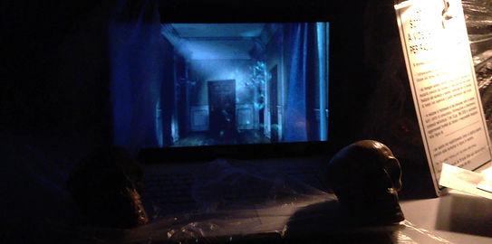 Il Gran Ballo di Halloween: Ingresso, Lab e Crime Scene