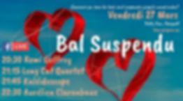 bal suspendu par alonsenfolk