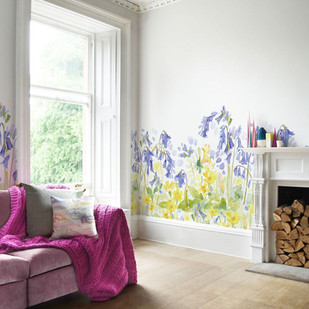 bluebell woods wallpaper