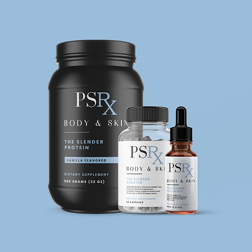 PS BODY WEIGHT LOSS KIT