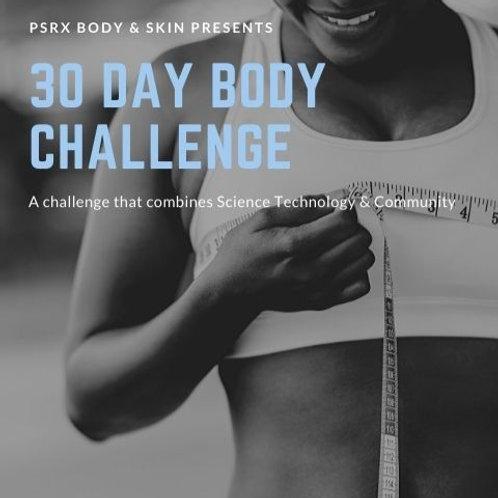 PSRx 30 Day Body Challenge