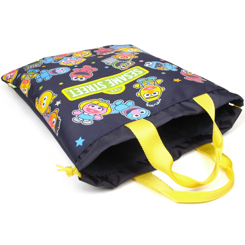 SESAME STREET SHOES BAG