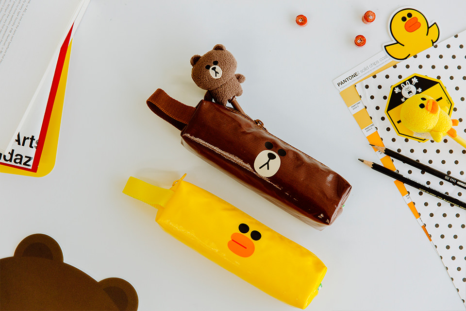 LINE FRIENDS PENCILCASE_SALLY