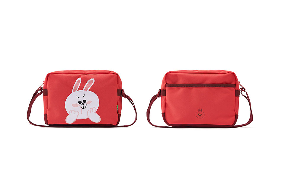 LINE FRIENDS CROSS BAG_CONY