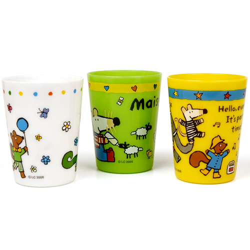 MAISY KIDS CUP SET