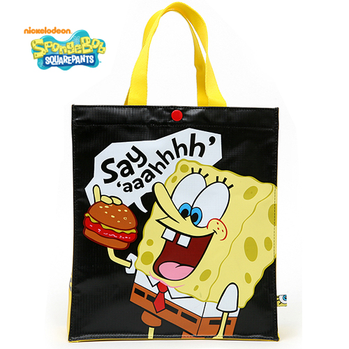 SPONGEBOB PVC HAND BAG