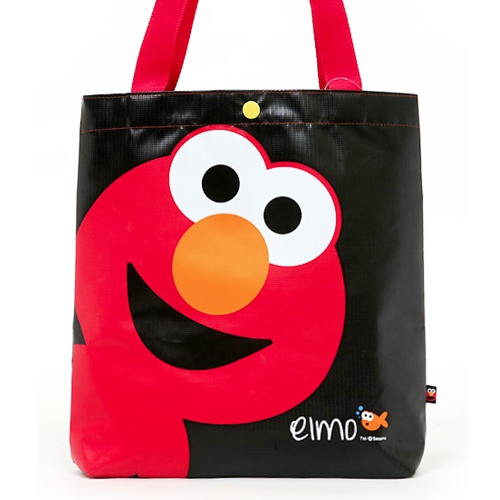 SESAME STREET PVC SHOULDER BAG