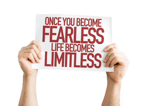 FearLESS Friday!