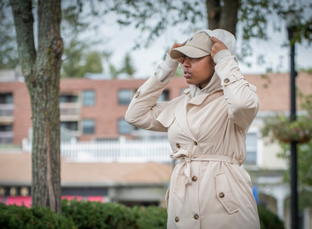 Autumn Is Here, Trench Coats Are In