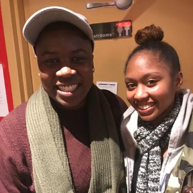 with Janae Johnson!