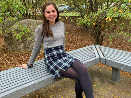 Featured Student: Cora McGarry