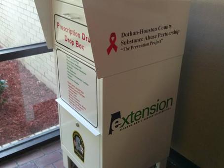 Drug Take Back Boxes in Dothan