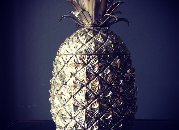 SOLD Mauro Manetti pineapple ice bucket