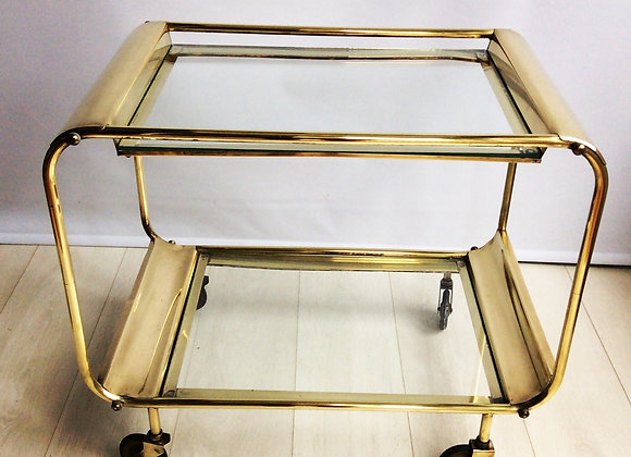 Art deco drinks trolley - sold