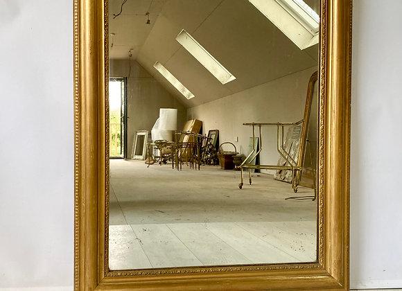 Antique French gilt mirror ref 5565