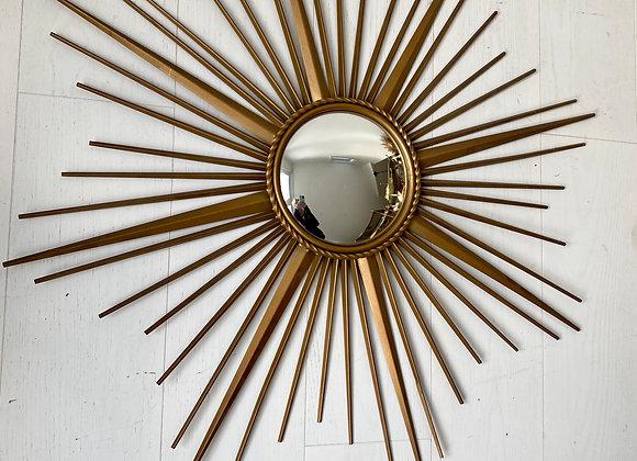 SOLD Chaty vallauris sunburst mirror ref 3500