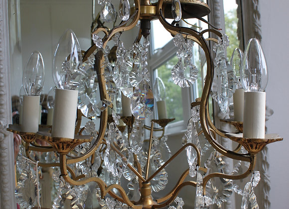 French chandelier - sold