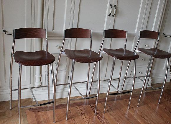4 BABA Altek stools - sold