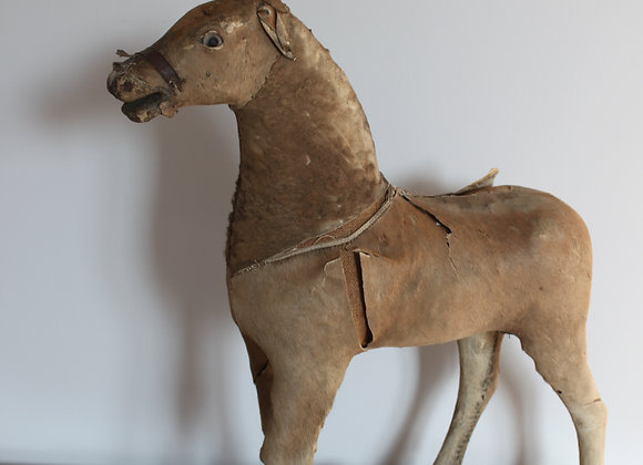 19thC French Decorative horse - reserved
