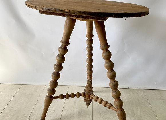 Antique Gypsy Bobbin table