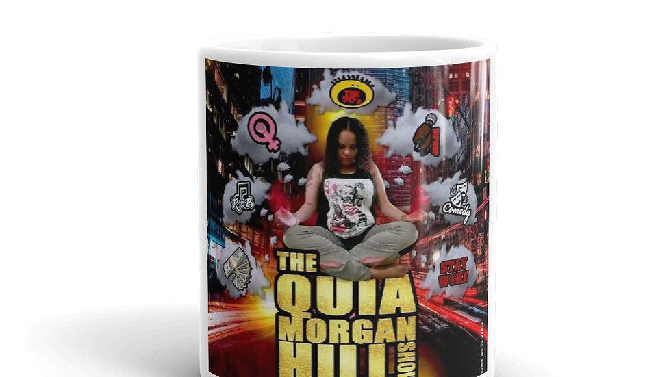 Meditation Thoughts of Quia Morgan- Hill Mug