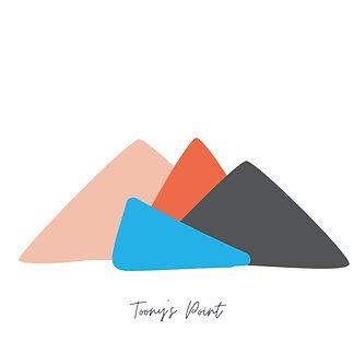 Toony's point cover art Zoe Konez