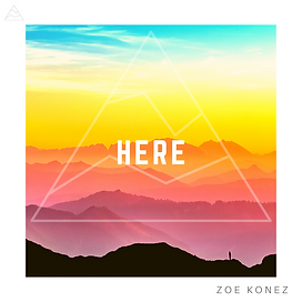 Here - cover - Zoe Konez.png