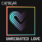 CATBEAR Unrequited Love single cover art