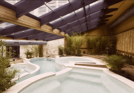 Radisson Blu Hotel Ic mekan Havuz, Su Yalıtım, Mozaik Kaplama