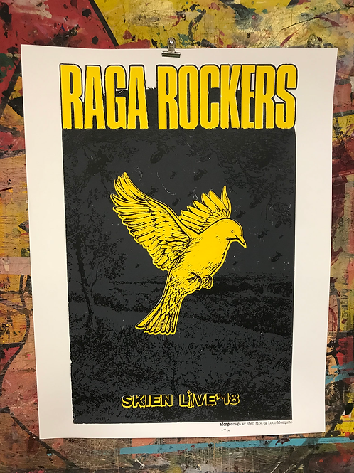 Raga Rockers - Skien Live 2018 -