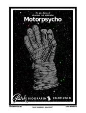 Motorpsycho Parkbiografen 2018