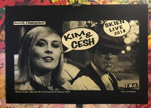 Kim & Césh - SkienLive 2018