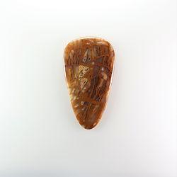 Chinese Writing Stone