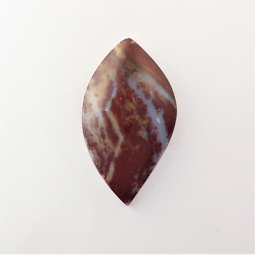 MSR: 3(CAB) Red Moss Agate