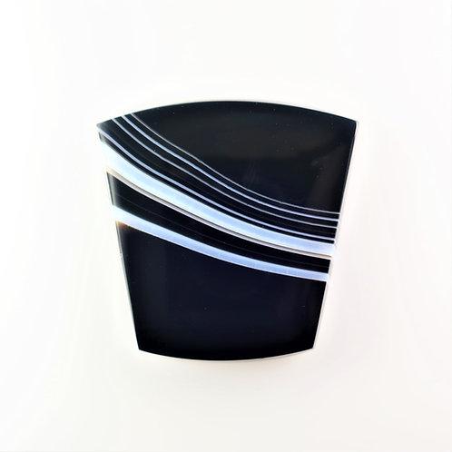 SOX:KS679 (SBBT) (Black & White Striped Onyx)