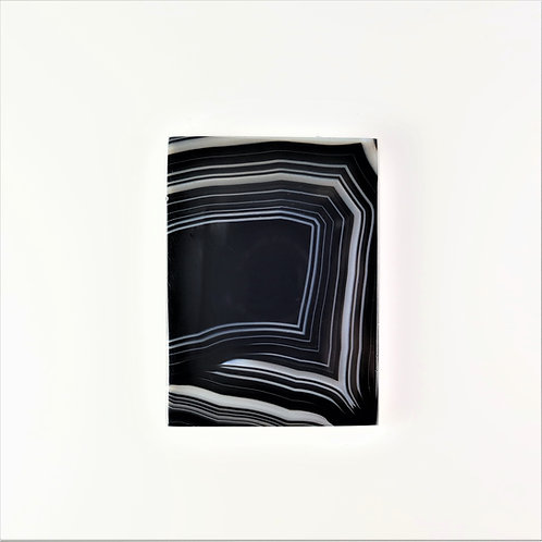SOX:RT680 (SBBT) (Black & White Striped Onyx)