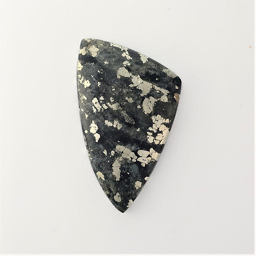 PYA: 21 (SBBT) Pyrite in Agate