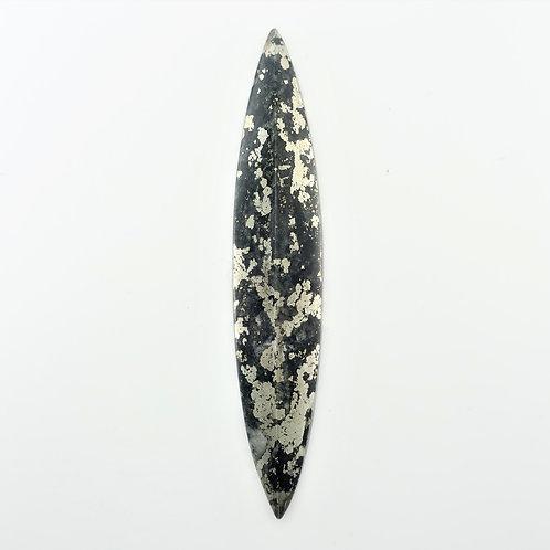 PYA: 19 (SBBT) Pyrite in Agate