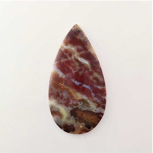MSR: 7(SBBT) Red Moss Agate