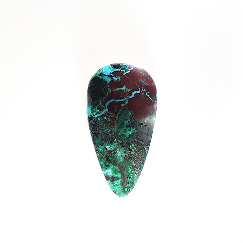 PWC:PS626 (SBBT) (Parrot Wing Chrysocolla)