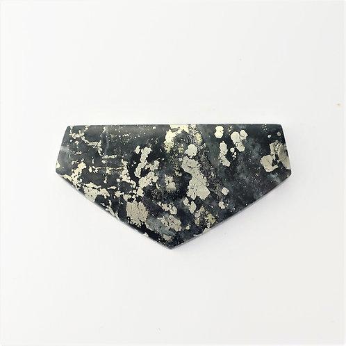 PYA: 18 (SBBT) Pyrite in Agate