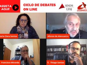 Debate: Legados da ditadura e autoritarismos no Brasil
